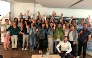Big Five for Company: Workshop @ blu Professionals