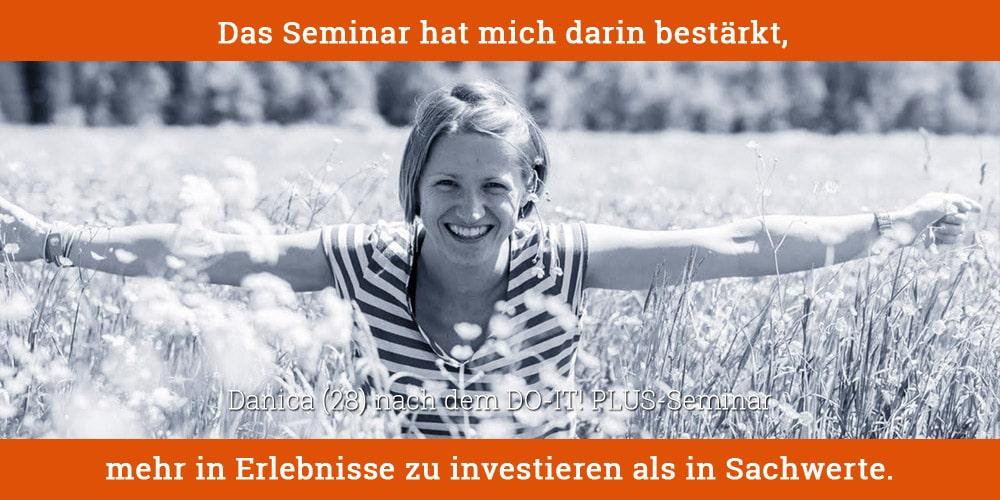 Discovery Seminar Hamburg Big Five For Life
