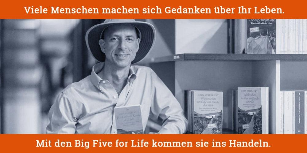 Die Safari Deines Lebens - The Big Five For Life
