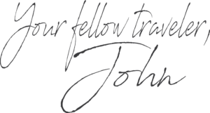 John Strelecky your fellow traveler